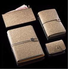 环保软木纹系列笔记本