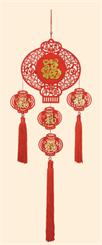 中国结 ZX27