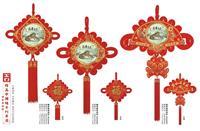 精品中国结吊历 挂历HC-22005-22007